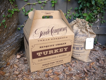 GOODE COMPANY FOOD PACKAGING